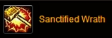 sanctified wrath